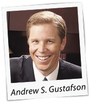 Andrew Gustafson polaroid picture