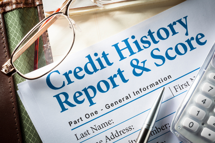 Credit Report Under Review