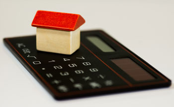 mortgage calculations of the house
